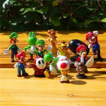Lovely Mini Plastic Toys for Kids, Children Gifts