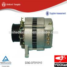 Geniune Yuchai alternator for D30-3701010