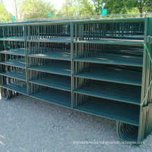 2021 Hot Selling USA 12 ft Heavy duty Livestock Cattle Corral Fence and Horse Round Pen Panels