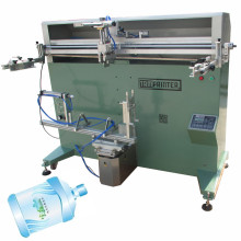 TM-700e Glass Bottle Flat Cylinder Screen Printing Machine