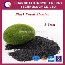 precio de mercado del óxido de aluminio negro utilizado para rectificar la rueda abrasiva