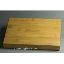 Boîtes multiples personnalisées à petite taille en bambou