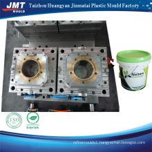 IML bucket molds for plastic injection
