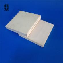 Ébauche de plaque de feuille en céramique d'alumine résistante à 1600C