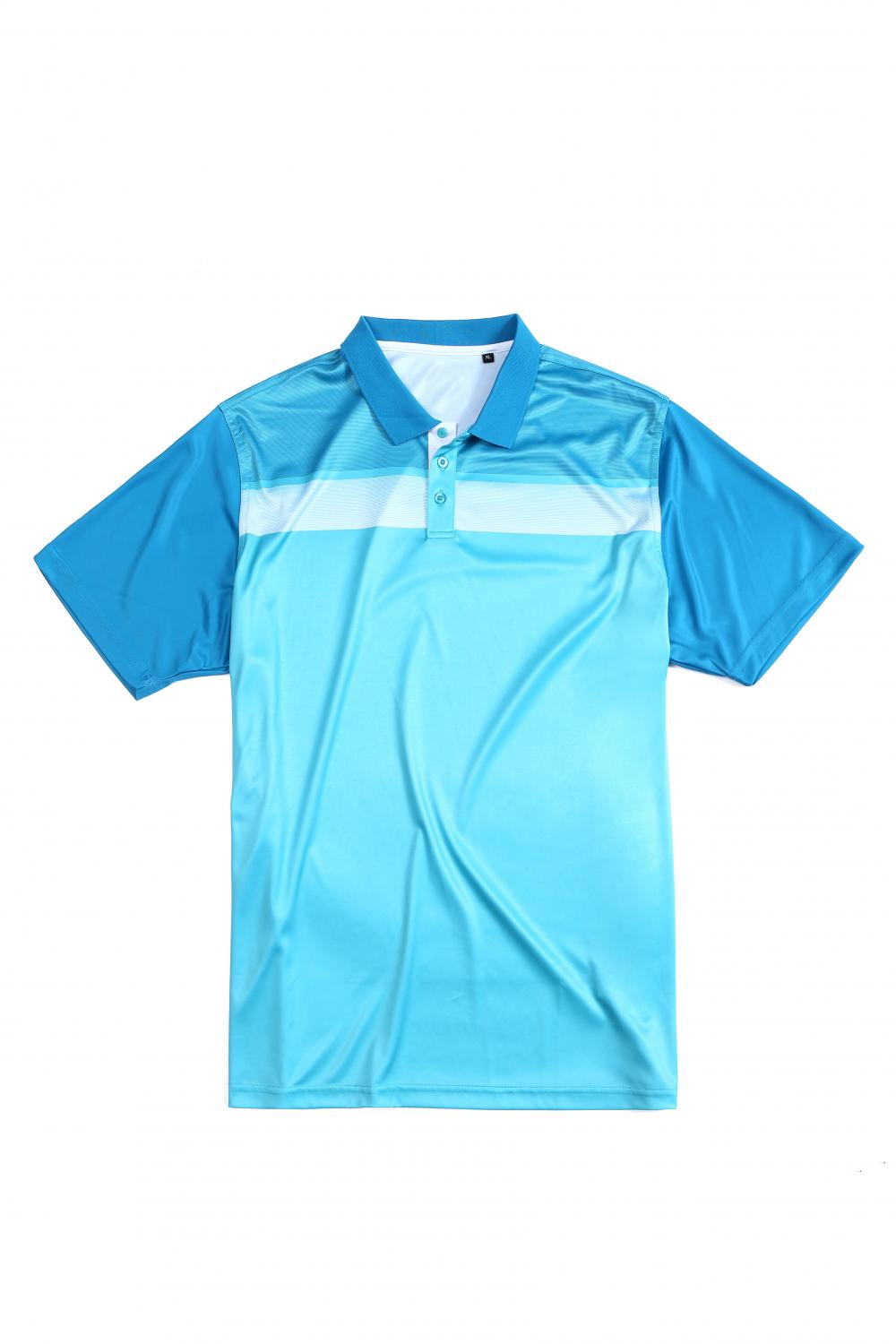 Men's digital printing golfer