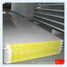 High Quality Fireproof Steel Sheet Sandwich Panel