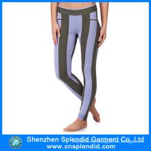 Custom Design Women Cropped fitness Gym Yoga Pants
