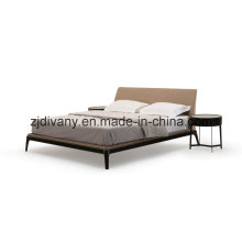Tika mobilier moderne Style Chambre King Bed (A-B44)
