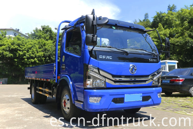 Dongfeng Dollicar D6 L 130hp Light Cargo Truck