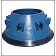 Mantle & Bowl Liners for Metso Gyratory Crushers