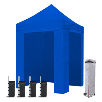 5x5 Canopy Outdoor Medical Commercial Line Up Zelte