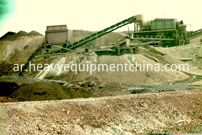 Alluvial Mining Equipment