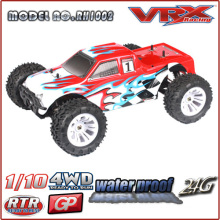 1:10 4WD remote control nitro truck RTR, factory assembled rc toy car in China
