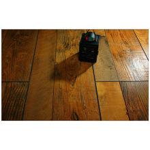 12.3mm Hand Scraped Maple Water Resistant Laminated Flooring