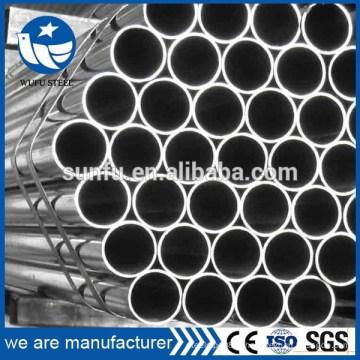 Tuyau en acier laminé à froid S355JR pour automobile avec ISO SGS CE FPC