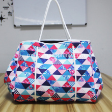 2018 Fashion Design Beach Tote Bag For Ladies