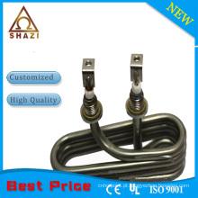 Elemento de aquecimento elétrico industrial Cr25Al5 de alta qualidade