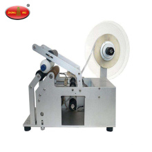 Manual Adhesive Labeling and coding Machine With PVC Label Made In China