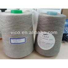 100% de fios de linho na China