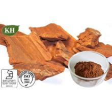 Natural Yohimbe Bark Extracto Yohimbina HCl 98%, Yohimbina 8%, Melhoramento Sexual