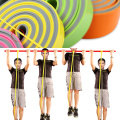 Unisex Dual Color Elastic Stretch Exercise Band Band Αντίσταση