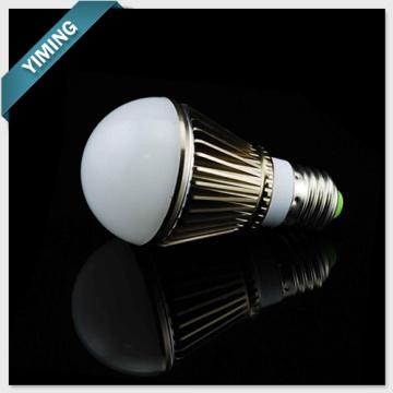 Lâmpada de LED 3W alumínio pode ser escurecido
