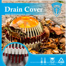 DC-D1810A Neues Angebot Drain Holes Plastic Dome Drainage Outlet Cover
