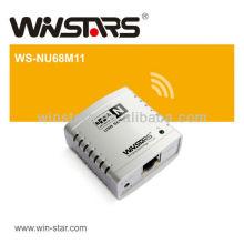 USB 2.0 Networking wireless print Server, Multi-Function Printer server
