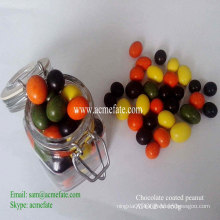 natural color chocolate covered peanut