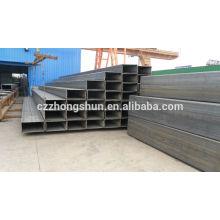 Мс квадратные трубы прямоугольные трубы ASTM A500-GrB / Q235 / Q345 / SS400