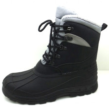 2016 Neue Design Injection Stiefel Snow Boots in hoher Qualität (SNOW-190028)