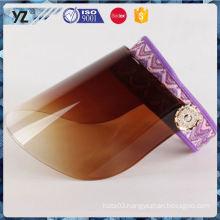 Latest product long lasting cheap plastic sun visor cap fast shipping