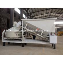 CE mini planta de processamento de concreto, produtos proprietários 10M3 / H 20M3 / H