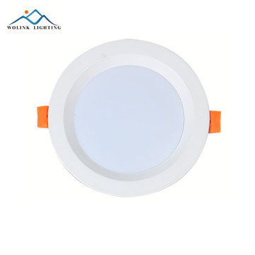 CE RoHS approved 3W 5W 9W 12W dimmable recessed led downlight