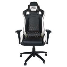 cadeira de assento de jogos com descanso de braço ajustável