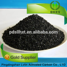High quality granular charcoal activated carbon for deodorization