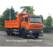 2638 40T 380hp 6X4 Beiben Tipper Truck