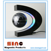 Magnetic Levitated Earth Globe Display for Gift