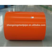 PPGL color recubiertos de chapa de acero galvanizado en bobina