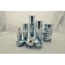 20g 30g 50g Convex Shoulder Luxurious Plastic Acrylic Pot
