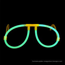 Green Glow Stick Glasses
