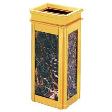 Caixote do lixo de titânio (DK56)