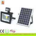 High Quality Outdoor Solar LED Flood Light with Motion Sensor 10W