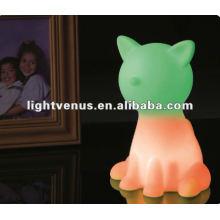 2012 neues Design Tier Nachtlicht