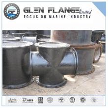 Accesorios de tubería de acero Cruz modificado para requisitos particulares