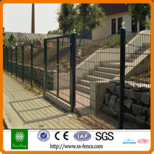 Iron mesh wire gates