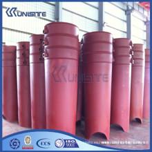 Desgaste de acero resistente draga cubo para las ventas (USC10-018)