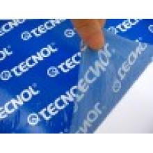 Película protectora para la tarjeta plástica