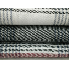 100%Cotton Yarn Dyed Flannel Fabric for Pajamas and Sleepwear