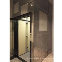 320kg ~ 450kg 0,5 m / s pequeno elevador de villa elétrica para casa